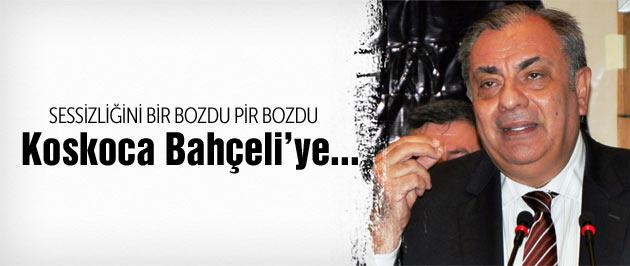 Tuğrul Türkeş sessizliğini bir bozdu pir bozdu!