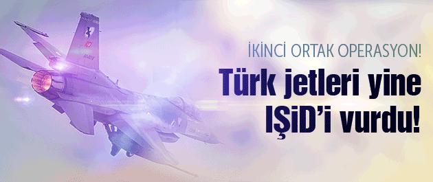 IŞİD'e karşı ikinci ortak operasyon!
