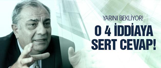 Türkeş'ten Türkiye'yi sallayan 4 iddiaya sert yanıt!