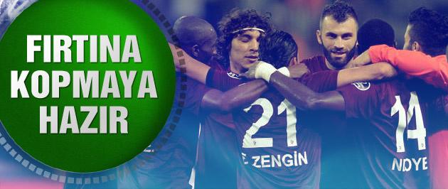 Trabzonspor Akhisar maçı dakika dakika son durum