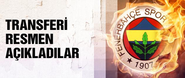 Fenerbahçe bir transferi daha açıkladı