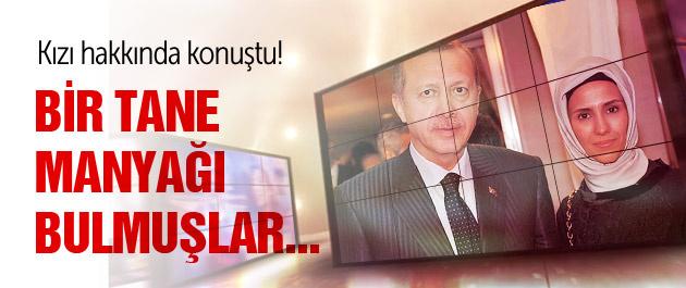 Erdoğan'dan çok sert Sümeyye açıklaması!