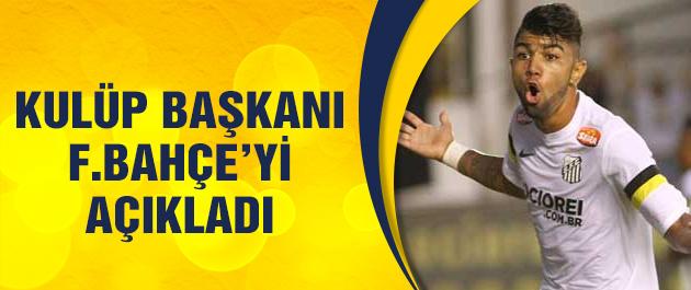 Santos açıkladı! Fenerbahçe'den teklif var