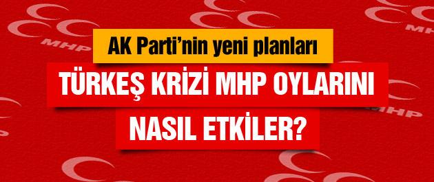 Türkeş krizi MHP oylarını nasıl etkiler AK Parti'nin yeni planı