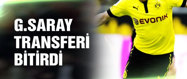 Galatasaray Grosskreutz'la anlaştı!