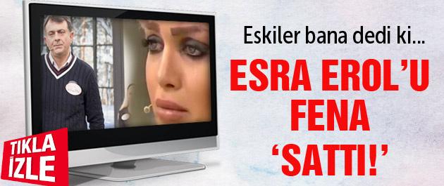 Seba'dan Esra Erol'a ağır gönderme!