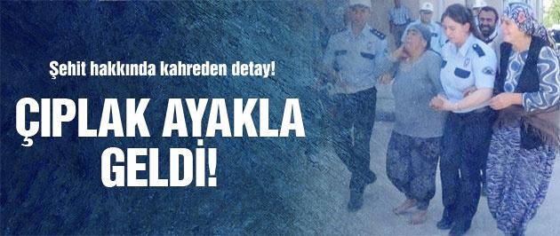 Şehit polis Olgun Kurbanoğlu hakkında kahreden detay!