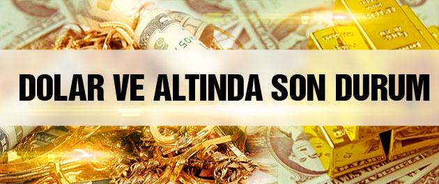 Çeyrek altın bugün kaç lira dolar ne kadar oldu?