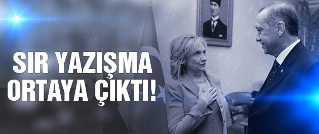 Clinton'un e maillerinde Erdoğan'ın da adı var!