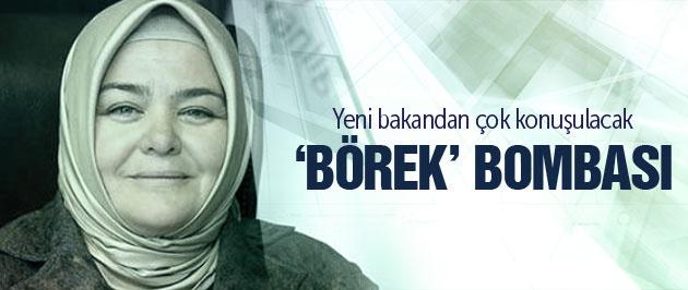 Ayşen Gürcan'dan çok konuşulacak 'börek'li cevap