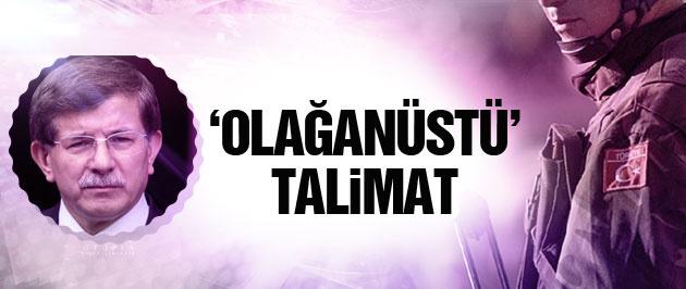 Davutoğlu'ndan 81 ilin valisine kritik talimat