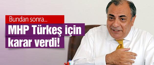 MHP'den Tuğrul Türkeş için sürpriz karar!