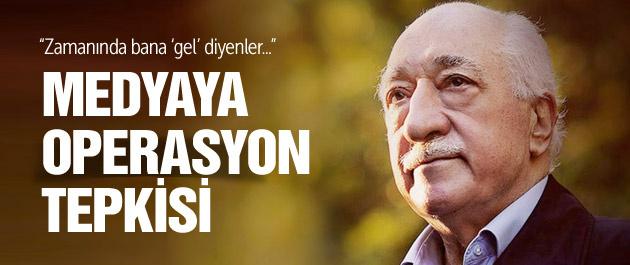 Fethullah Gülen'den Koza İpek operasyonu tepkisi