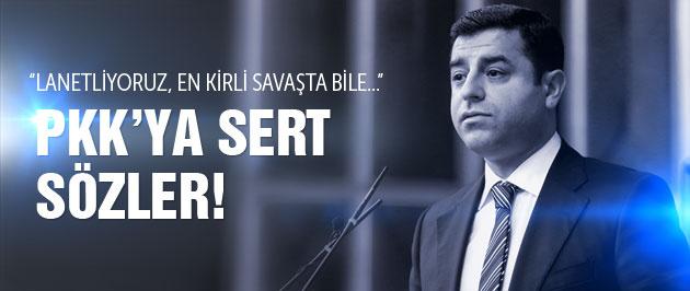 Selahattin Demirtaş HDP'nin oy oranını açıkladı!