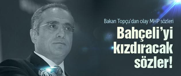 Topçu'dan MHP'ye Ecevit göndermesi!