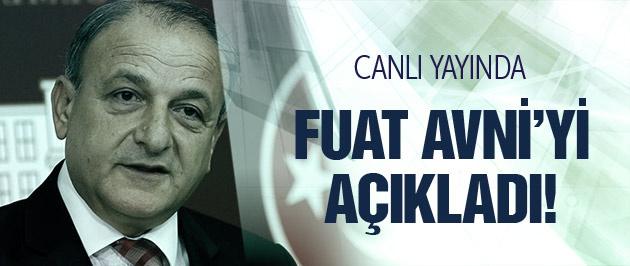 Oktay Vural canlı yayında Fuat Avni'yi açıkladı!