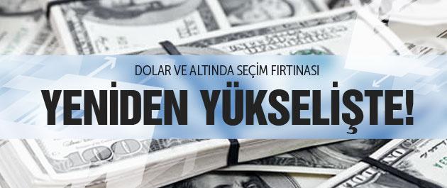 Dolar kuru ve çeyrek altın fiyatları bugün ne kadar oldu?