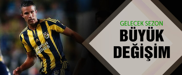 Fenerbahçe'de büyük değişim