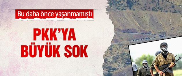PKK köprü bombaladı! Şırnak halkı isyan etti