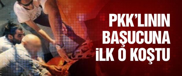 PKK'lının cenazesini almaya bakın kim geldi?
