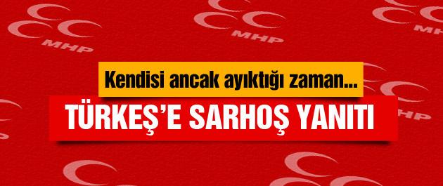 MHP'den Tuğrul Türkeş'e ilk tepki!