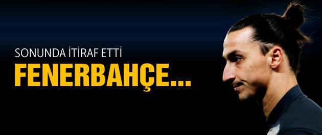 Sonunda itiraf etti! Fenerbahçe...