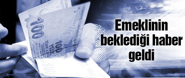 Emekli maaşları tahsis numarası ödeme takvimi