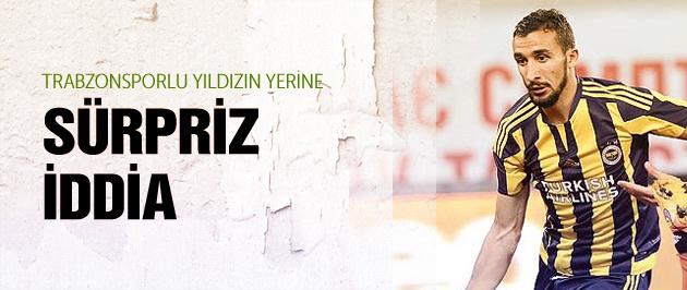 Trabzonlu yıldızın yerine Mehmet Topal