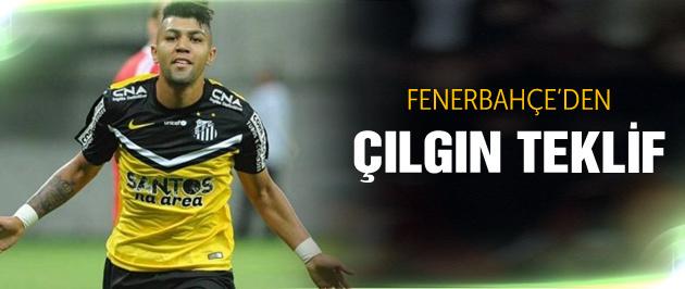 Fenerbahçe'den çılgın teklif