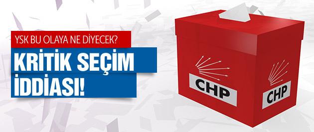 1 Kasım seçimleri öncesi CHP'den bomba iddia!