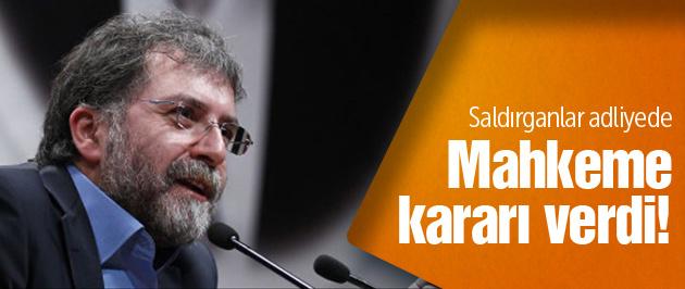 Ahmet Hakan'a saldırıda karar verildi