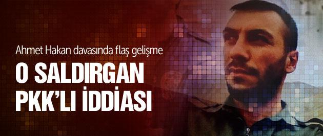 Ahmet Hakan'a saldıran PKK'lı iddiası
