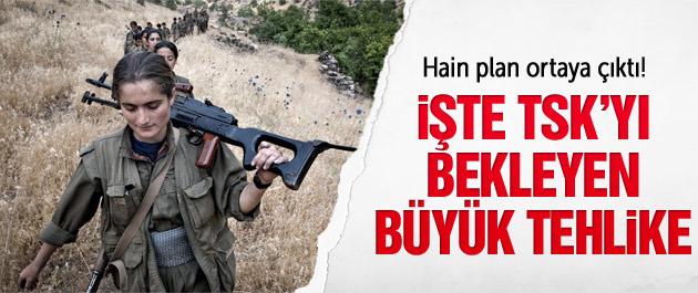 İşte PKK'nın yeni planı! Sivilleri öldürüp...