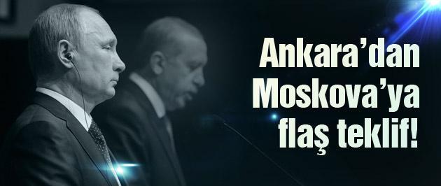 Türkiye'den Rusya'ya flaş teklif