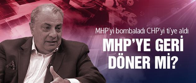 Tuğrul Türkeş'ten MHP'ye gözdağı!