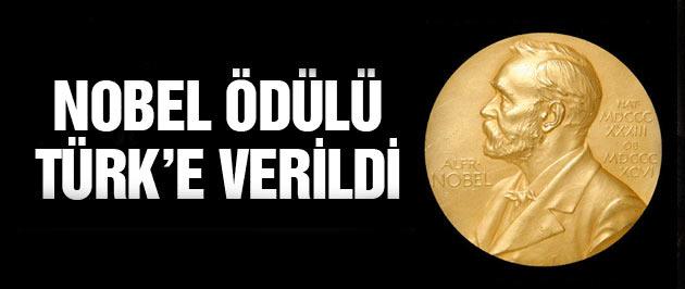 2015 Nobel Kimya Ödülü Aziz Sancar'a verildi!