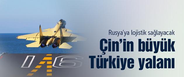 Çin'den Rusya'ya Suriye için destek