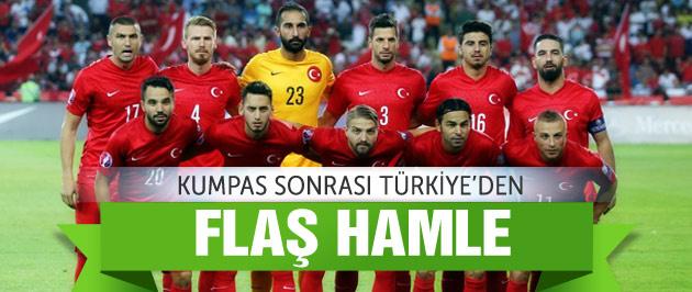 Kumpas sonrası Türkiye'den flaş hamle