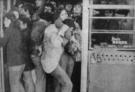 İşte kanlı 1 Mayıs 1977