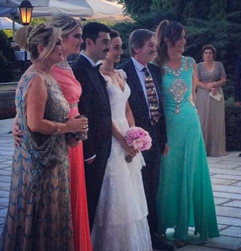 Derya Baykal Oğlunu Evlendirdi Internet Haber