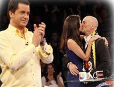 Acun finali Bruce Willis ve karısı Emma ile yaptı