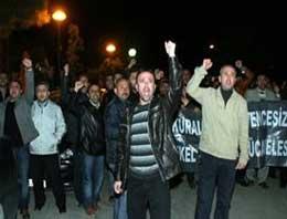 Bakan Demir'e protesto şoku!