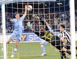 Juventus'a bir haller oldu