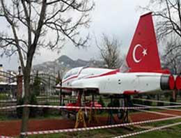 Türk Yıldızı Samsun'da sergilenecek
