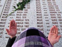 Bosna'da 10 bin kişi hâlâ kayıp