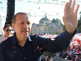 Erdoğan muhalefeti fena bombaladı