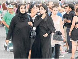 Araplar tüm Türkiye'ye akın etti