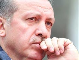Başbakan Erdoğan fena yakalandı