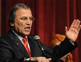 Şahin AK Parti'nin alternatifini açıkladı