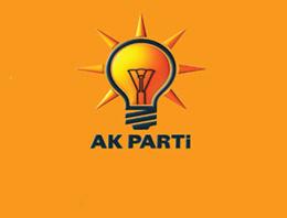 O da AK Parti'den aday adayı oldu